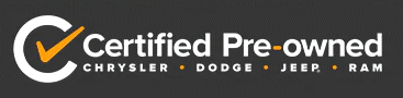 Chrysler, Dodge, Jeep, RAM Certified Pre-Owned